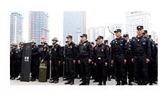 企业举行活动安保服务演练的内容?