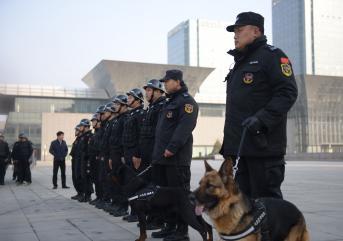 日照保安公司对于保安队伍的不同管理方法