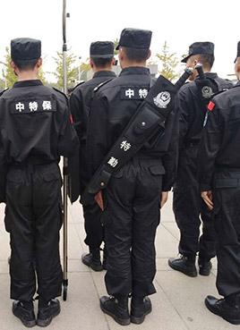 日照保安公司:保镖必备的三种技能